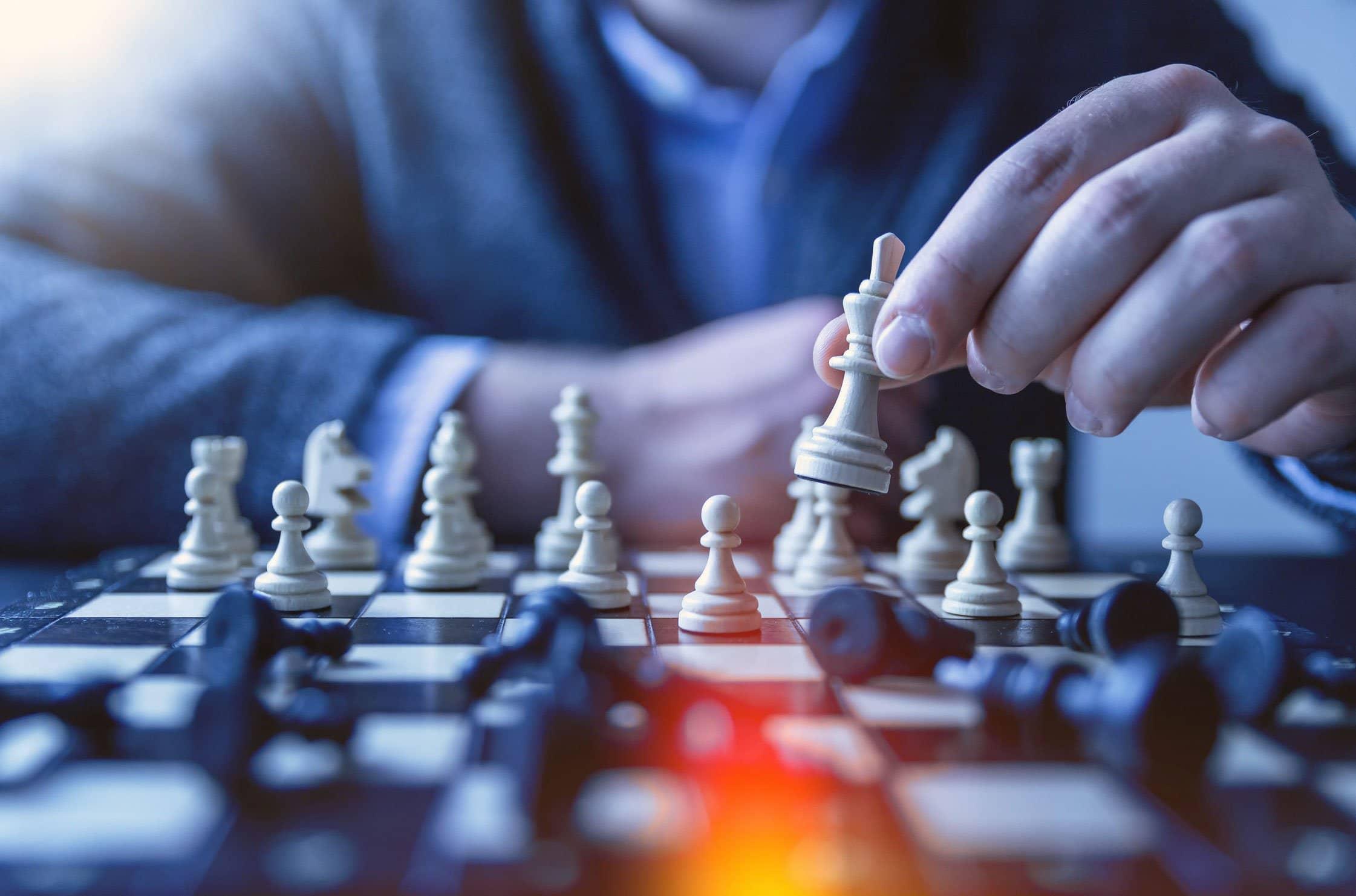 Schachspiel - Ekkehard Franz Kunststofftechnik GmbH seit 1946 zuständig deutschlandweit und in Europa